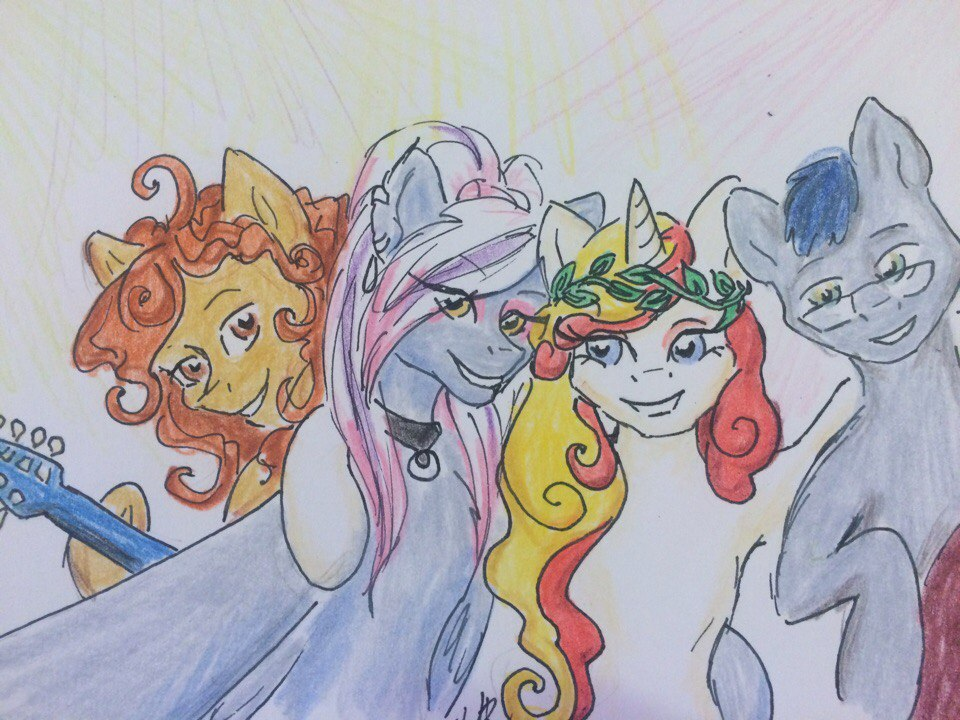 Przewalski's Ponies 2017