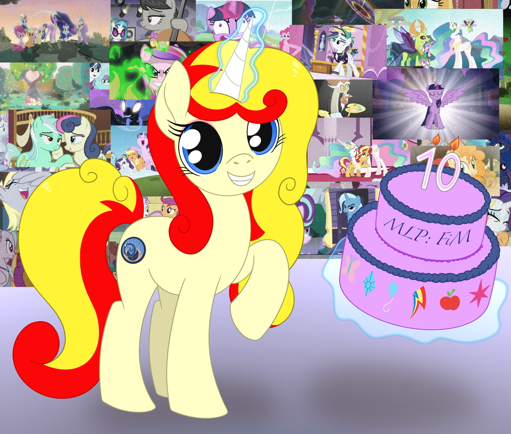 Miss Libussa - 10 years of MLP: FiM