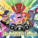 Przewalski's Ponies