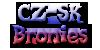 CZ/SK bronies - dA logo